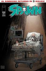 Spawn 247 Comics