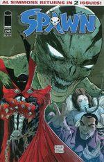 Spawn 248 Comics