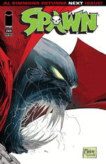 Spawn 249 Comics