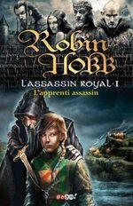 couverture, jaquette L'Assassin royal 1
