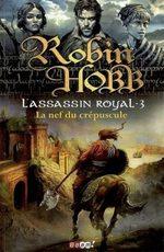 couverture, jaquette L'Assassin royal 3