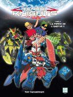 Tenkai knights 4 Manga