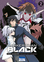 Darker than Black # 2
