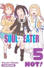 Soul Eater Not ! 5 Manga