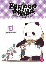 Pan'Pan Panda, une vie en douceur 7 Manga