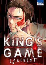 King's Game Origin 3 Manga
