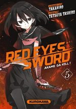 Red Eyes Sword - Akame ga Kill ! 5