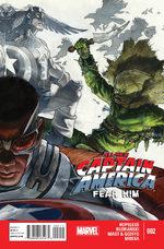 All-New Captain America - Fear him # 2