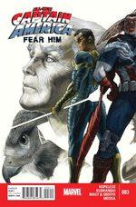 All-New Captain America - Fear him # 3