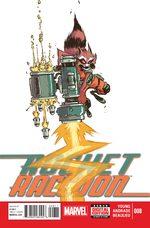 Rocket Raccoon 8 Comics