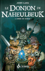 Le Donjon de Naheulbeuk 3 Roman