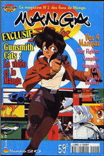 Manga Player 20 Magazine de prépublication