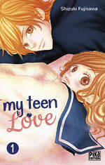 My teen love 1