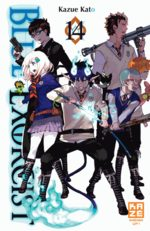 Blue Exorcist # 14