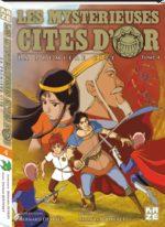 Les Mystérieuses Cités d'Or T.4 Global manga