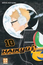 Haikyû !! Les as du volley # 10