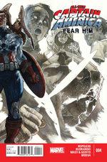 All-New Captain America - Fear him # 4
