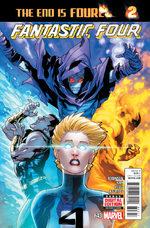 Fantastic Four 643 Comics