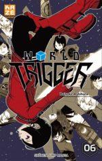 World Trigger # 6