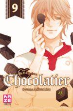 Heartbroken Chocolatier T.9 Manga