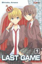 Last Game T.1 Manga