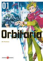Orbitaria T.1 Manga