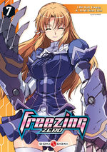 Freezing Zero 7 Manga