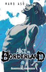 Alice in Borderland # 10