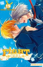 Fight Girl T.19 Manga