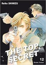 The Top Secret 12 Manga
