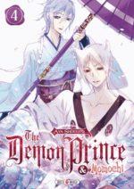The Demon Prince & Momochi 4 Manga
