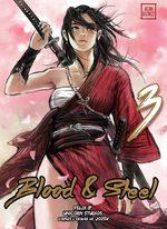 Blood & Steel # 3