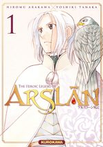 The Heroic Legend of Arslân # 1