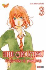 Hibi Chouchou - Edelweiss et Papillons 3 Manga