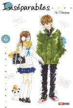 Inséparables 6 Manga