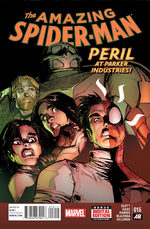 The Amazing Spider-Man # 16
