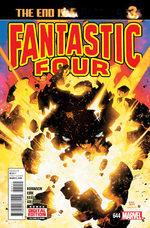 Fantastic Four 644 Comics