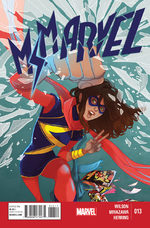 Ms. Marvel # 13