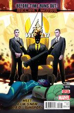 Avengers World # 18