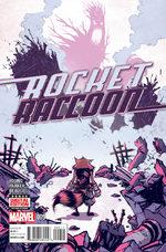 Rocket Raccoon 9 Comics