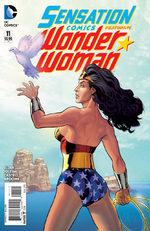 Sensation Comics Featuring Wonder Woman # 11