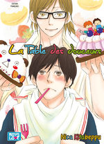 La table des douceurs 1 Manga