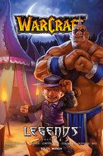 Warcraft Legends T.4 Global manga