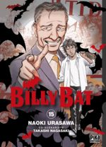 Billy Bat 15 Manga