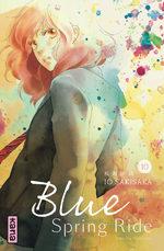 Blue spring ride 10 Manga