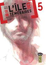 L'Ile des Téméraires 5 Manga