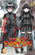 Twin star exorcists – Les Onmyôji Suprêmes 1