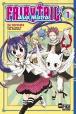 Fairy Tail - Blue mistral 1 Manga