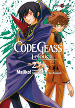Code Geass - Lelouch of the Rebellion 2 Manga