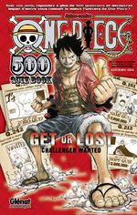 One Piece 500 QUIZ BOOK 1 Fanbook